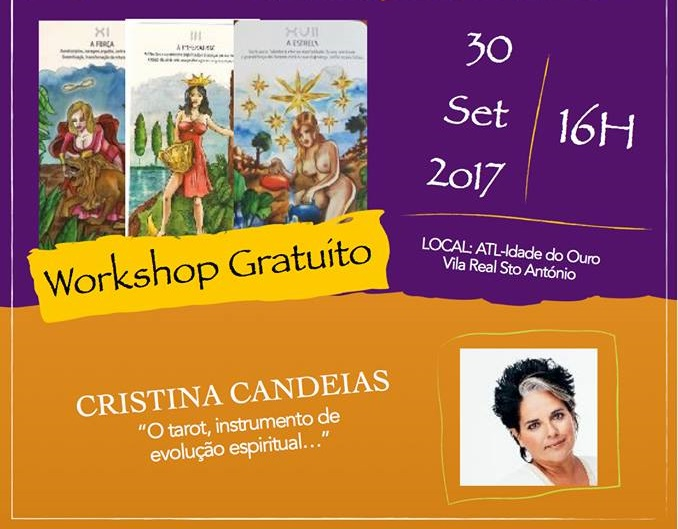 Workshop de Tarot: 30 de Setembro